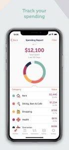 moneylab app spending